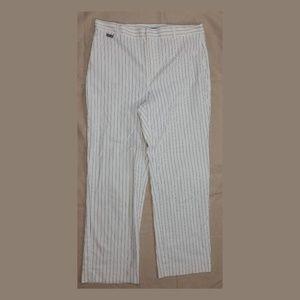 Lauren Active Ralph Lauren white pants women